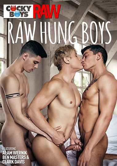 Raw Hung Boys Cover Front