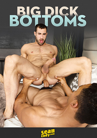 Big Dick Bottoms Cover Front