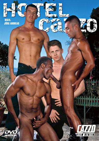 Hotel Cazzo Cover Front