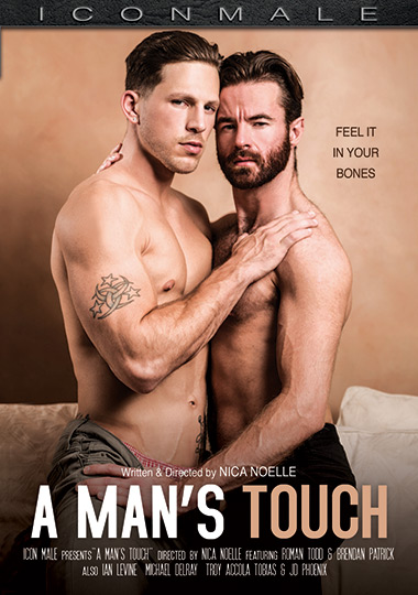 A Mans Touch Cover Front