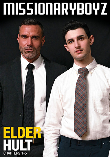 Elder Hult Chapters 1-5 Cover Front