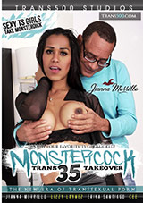 Monstercock: Trans Takeover 35
