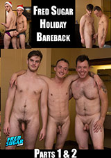 Fred Sugar Holiday Bareback: Parts 1 And 2