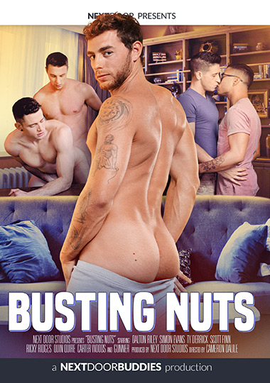 Busting Nuts Cover Front