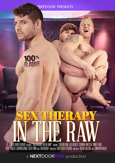 Sex Therapy in the Raw Cover Front