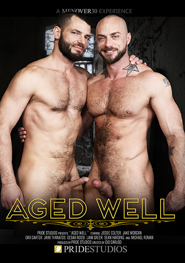 Aged Well Cover Front