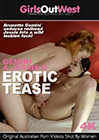 Gemini And Jessie G: Erotic Tease
