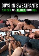 3 Dicks Are Better Than One