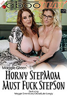 Maggie Green In Horny Stepmom Must Fuck Stepson