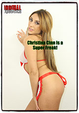 Christina Cinn Is A Super Freak