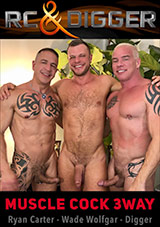 Muscle Cock 3Way