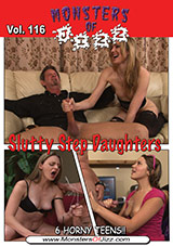 Monsters Of Jizz 116: Slutty Step Daughters