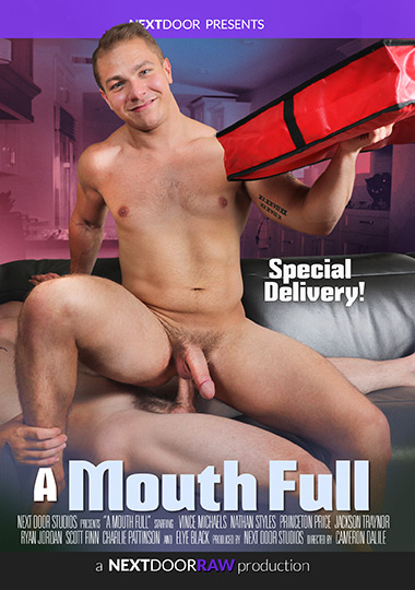 A Mouth Full Cover Front