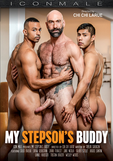 My Stepsons Buddy Cover Front
