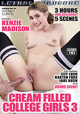 Cream Filled College Girls 3