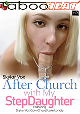Skylar Vox In After Church With My StepDaughter