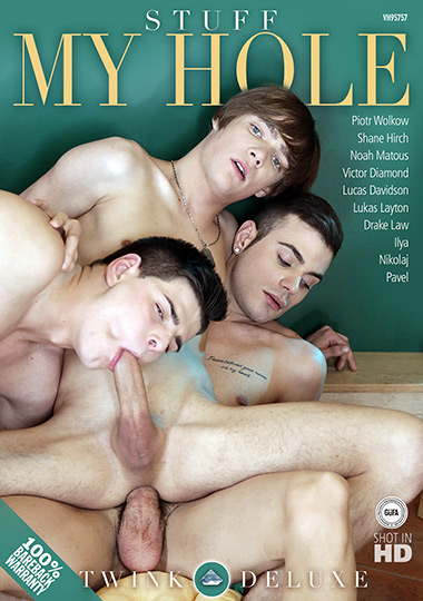 Stuff My Hole Front Cover