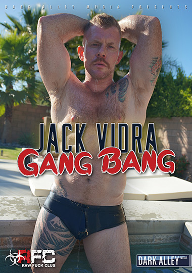 Jack Vidra Gang Bang Cover Front