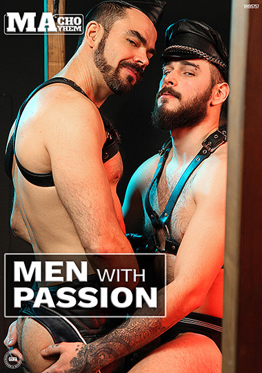 Men With Passion Cover Front