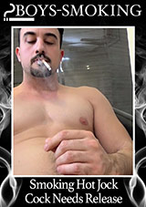 Smoking Hot Jock Cock Needs Release