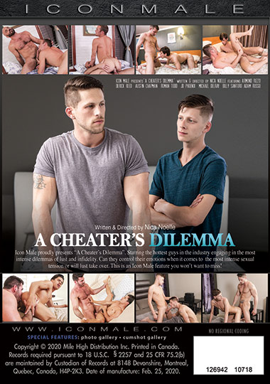 A Cheaters Dilemma Cover Back