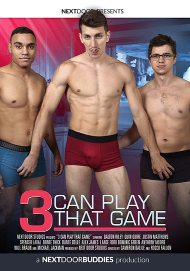3 Can Play that Game Cover Front