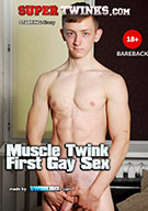 Muscle Twink First Gay Sex