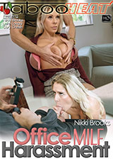 Nikki Brooks In Office MILF Harassment