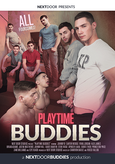 Playtime Buddies Cover Front