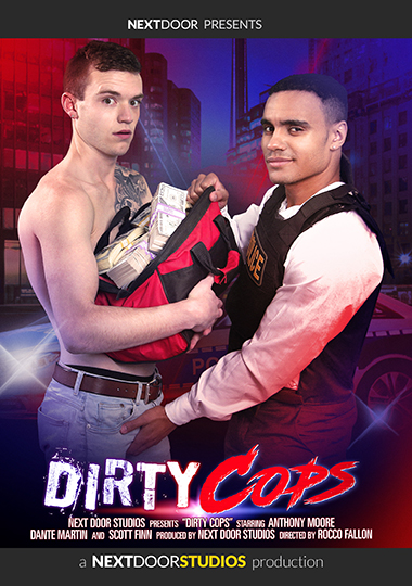 Dirty Cops Cover Front
