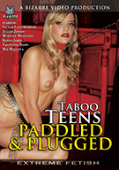 Taboo Teens: Paddled And Plugged