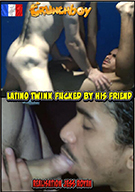 Latino Twink Fucked By His Friend