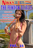 The Femdom Diaries 25