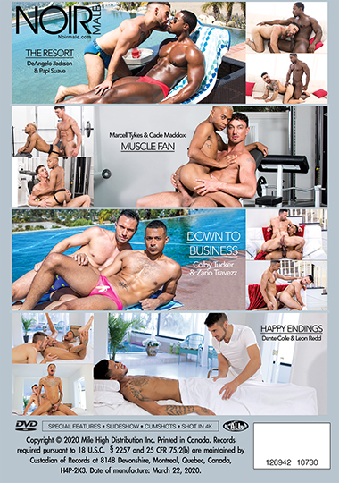 Sexual Healing 2 Cover Back