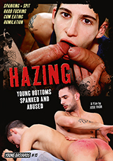 Young Bastards 15: Hazing: Young Bottoms Spanked And Abused