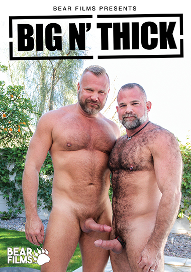 Big n Thick Cover Front