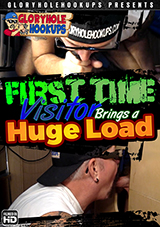 First Time Visitor Brings A Huge Load