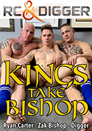 Kings Take Bishop