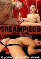 Creampied 8: Double Loaded