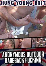 Anonymous Outdoor Bareback Fucking