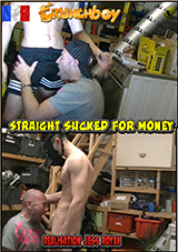 Straight Sucked For Money