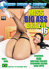 Miss Big Ass Brazil 16