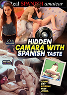 Hidden Camara With Spanish Taste