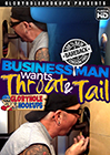 Business Man Wants Throat And Tail