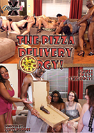 The Pizza Delivery Orgy