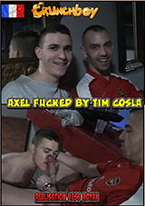 Axel Fucked By Tim Cosla