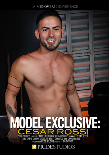 Model Exclusive Cesar Rossi Cover Front