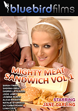 Mighty Meat Sandwich