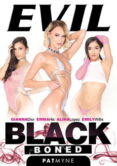 Watch Black Boned exclusively on AEBN