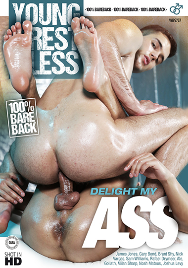 Delight My Ass Cover Front